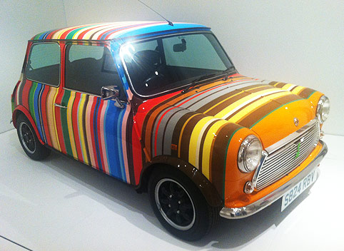 Paul Smith Mini Cooper