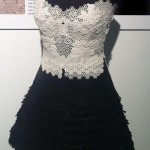 3D Printed fashion dress