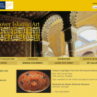 Discover Islamic Art website