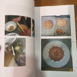 Images from Jean-Baptiste de Mevius' second year project documentation showing his food moulds in use for baking