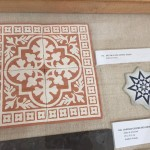 Encaustic tiles by Andrew Franks