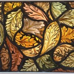 Leaves by Genista Dunham