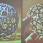 3d prints created by Prof Craig S Kaplan using Islamic geometric patterns